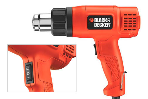 Black & Decker décapeur thermique à air chaud